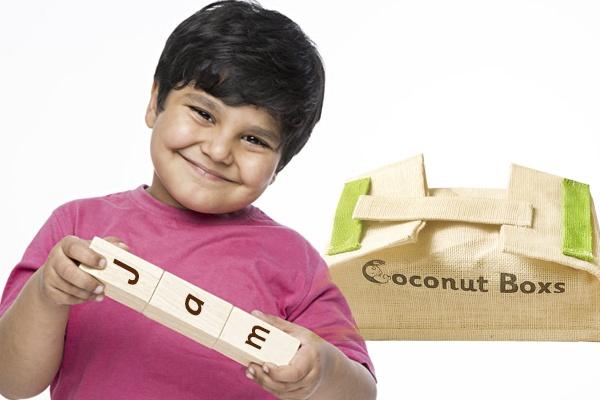 CoconutBoxs-For-Kindergarten